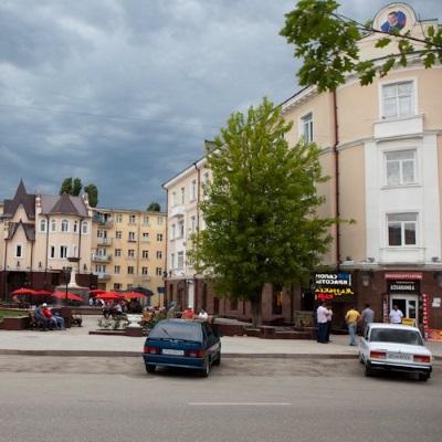 Филиал в Грозном