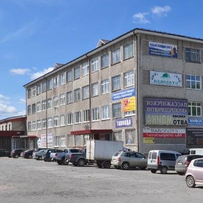 Филиал в Первоуральске
