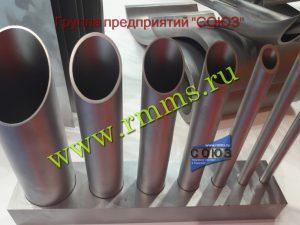Труба алюминиевая