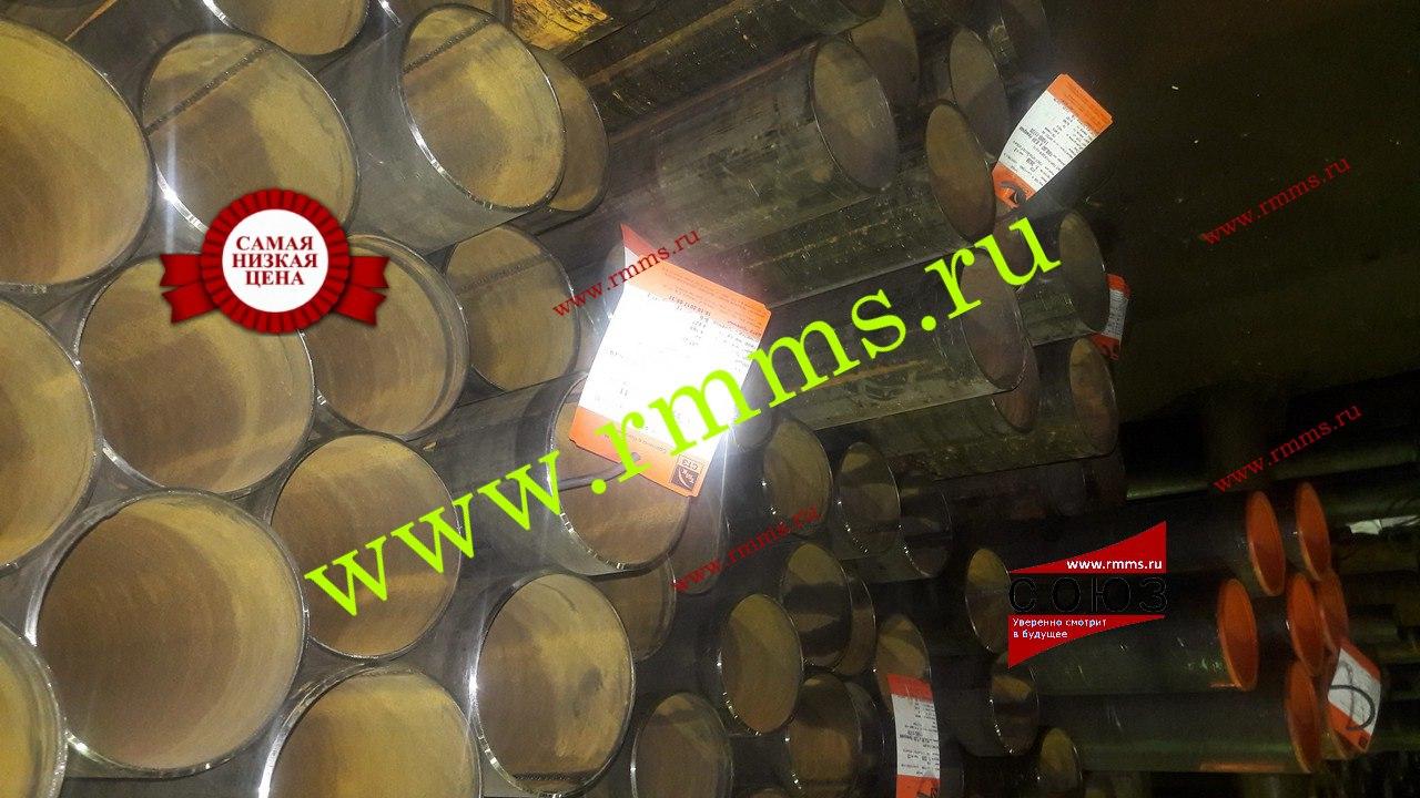 стальные электросварные прямошовные трубы