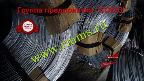проволока ГОСТ 3282-74 3,9 мм купить