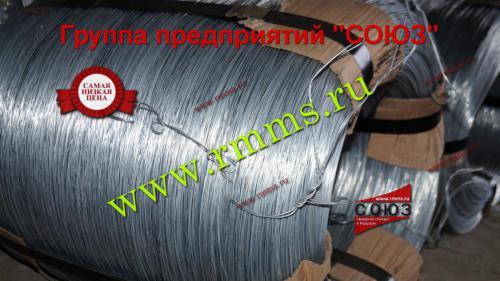 проволока стальная оцинкованная цена 3 мм