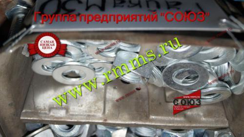 шайбы плоские купить в Екатеринбурге